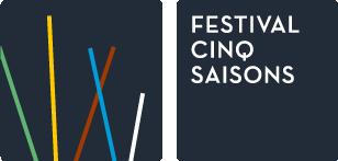 Logo Festival cinq saisons
