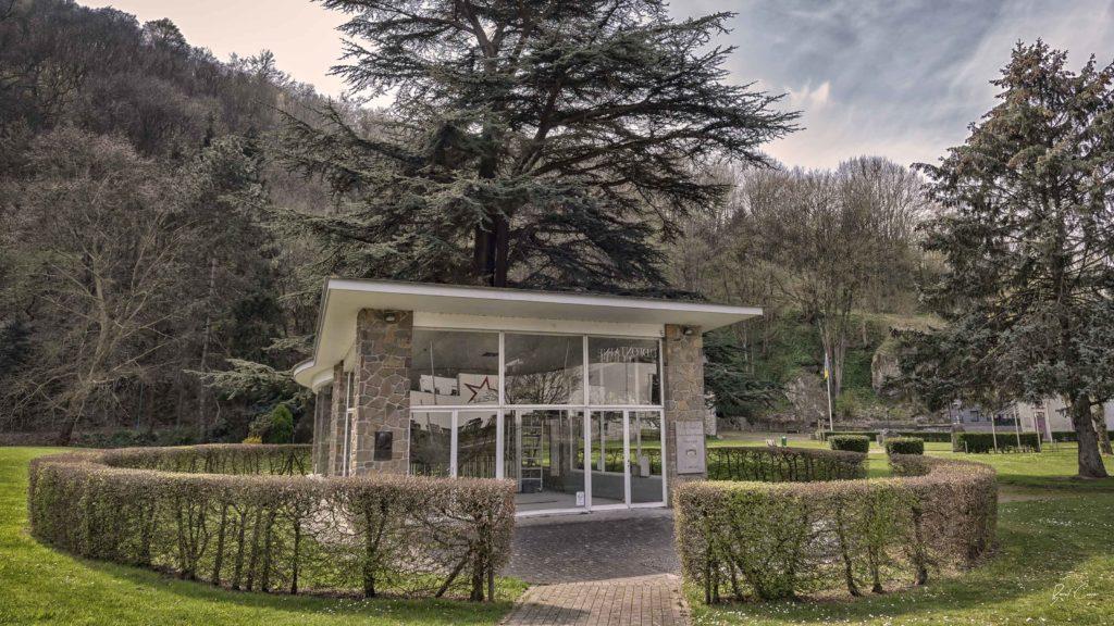 Pavillon Fourmarier